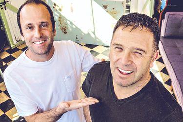 """Stefan Kramer y """"Lalo"""" Prieto: """"El humor cambió muy rápido y muchos humoristas no lo están leyendo"""""""