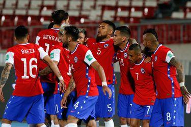 La Roja mantiene el puesto 17 en la clasificación FIFA