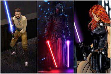 Los 5 personajes del antiguo canon de Star Wars que deberían volver