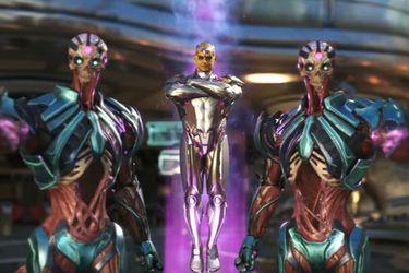 Brainiac muestra todo su poder en nuevo adelanto de Injustice 2