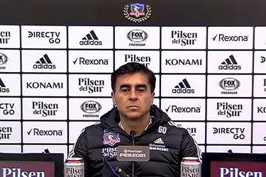 """Gustavo Quinteros: """"Confío en la transparencia del fútbol chileno"""""""