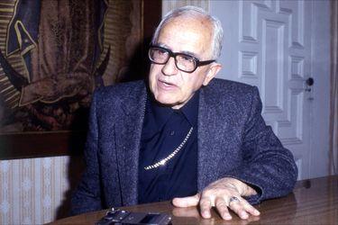 A los 104 años muere Bernardino Piñera, exarzobispo emérito de La Serena