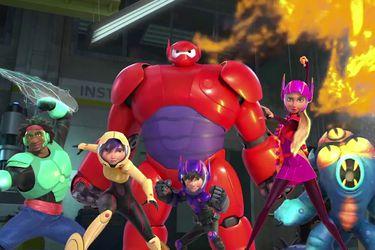 Marvel desmiente que Big Hero 6 vaya a llegar al universo de Marvel Studios
