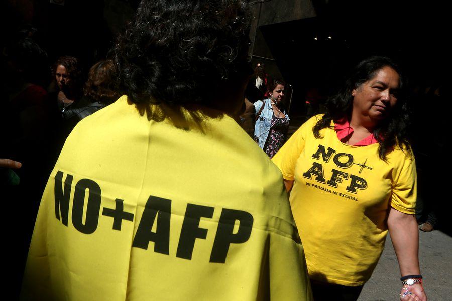 NO más AFP  entrega su opinión frente al caso de AFP Capital