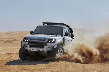 Mejor SUV Premium: Land Rover Defender