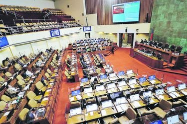 Sala de la Cámara de Diputados aprueba retiro del 10% y lo despacha al Senado