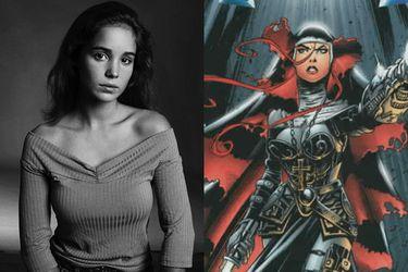 Netflix escogió al elenco para su adaptación de Warrior Nun