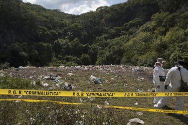 Identifican restos de uno de los 43 estudiantes desaparecidos en México en 2014