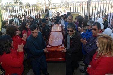 Funeral profesor de Villa Alemana