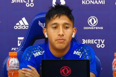 "Camilo Moya: ""Este equipo está para ir a pelear la Copa Libertadores"""