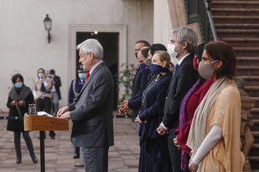 Piñera vuelve a darle urgencia a la reforma del sistema de pensiones