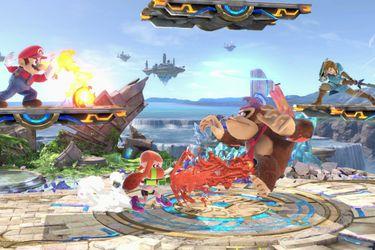 El equilibrio entre personajes de Super Smash Bros. Ultimate no fue realizado por su director