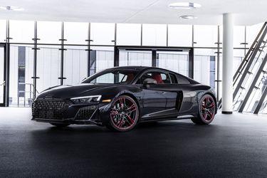 Audi R8 Panther Edition: un animal alemán de oscura presencia y limitado a 30 unidades