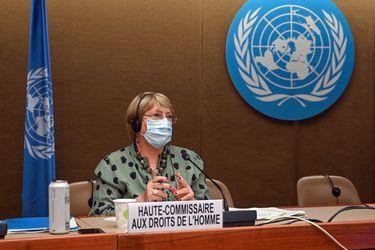 """Pegasus: Bachelet emplaza a los gobiernos a dejar de usar tecnología de vigilancia """"en formas que violen los DD.HH."""""""