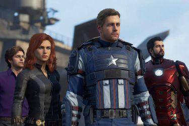 Revisa los primeros Funko Pop de Marvel's Avengers