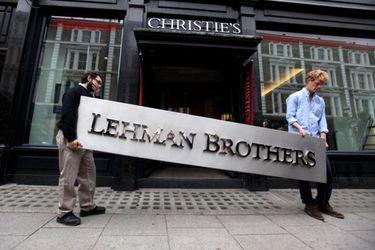 """¿Avanza Evergrande a un """"momento Lehman""""?"""