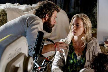 Emily Blunt y John Krasinski estarían en una disputa con Paramount por el estreno de A Quiet Place 2 en el streaming del estudio