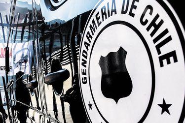 Desórdenes en cárcel de Rancagua dejan al menos dos funcionarios lesionados
