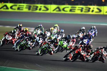 Se suspende la fecha de Qatar del World Superbike por el coronavirus