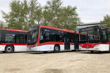 Otros 168 buses Red se suman al transporte público metropolitano