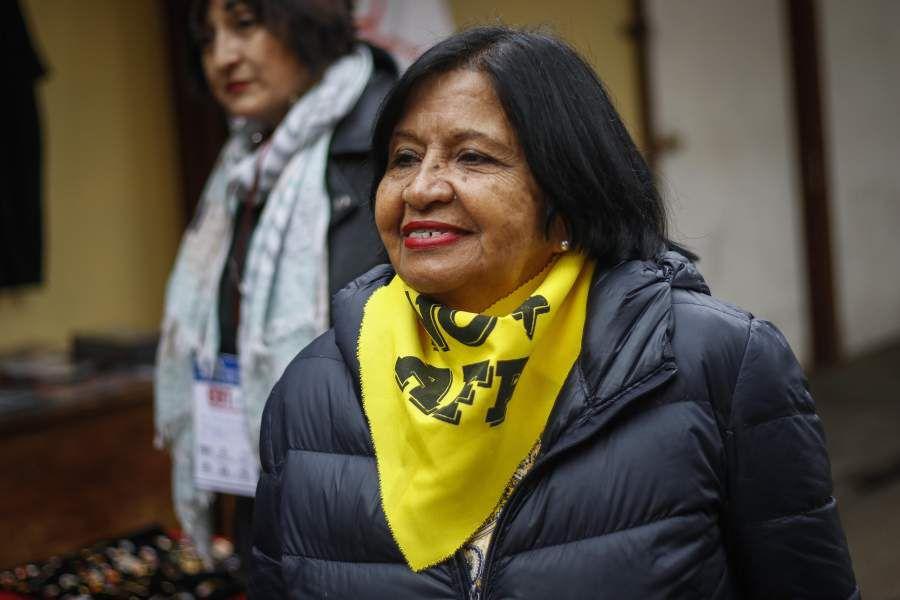 María Angélica Ojeda, profesora de Antofagasta cuyo caso la Corte de Apelaciones de Antofagasta derivó al Tribunal Constitucional