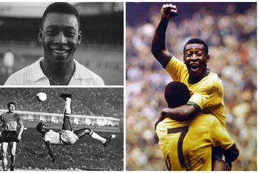 Las 80 maravillas de Pelé