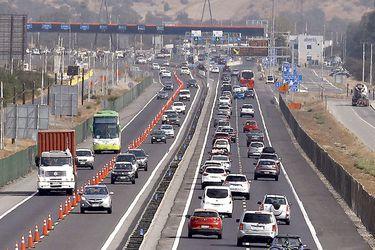 Región Metropolitana: en 39% aumentaron los accidentes del trayecto al trabajo durante noviembre
