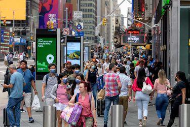 Recesión de EEUU en 2020 duró dos meses, según panel académico