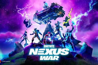 Nexus War es el mejor momento para entrar a Fortnite