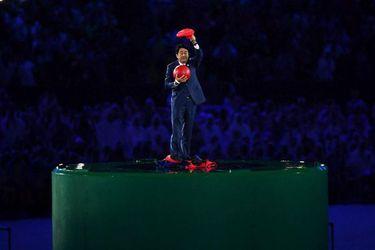 Ex Primer Ministro de Japón no estaba del todo de acuerdo con aparecer como Mario en la presentación de los Juegos Olímpicos de Tokyo 2020