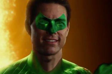 Tom Cruise y la Liga de la Justicia son parte del corte de Green Lantern de Ryan Reynolds