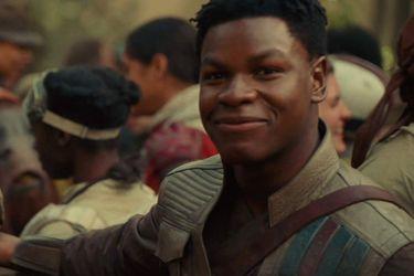 Finn ya sería algo del pasado para John Boyega