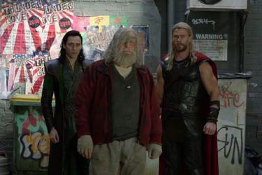 Así era la muerte original de Odín en Thor: Ragnarok