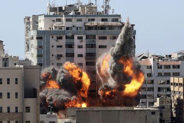 Bachelet pide tomar medidas para aliviar situación de violencia entre Israel y palestinos