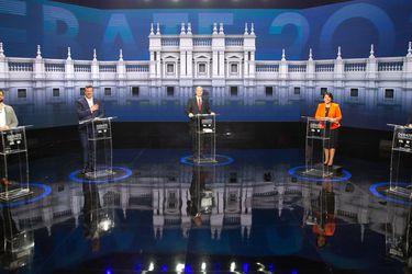 La estrategia tras los disparos del debate presidencial en que Kast y Boric tomaron ventaja