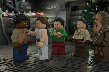 Star Wars tendrá un nuevo especial de Navidad en esta ocasión versión Lego