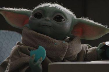 Ya están vendiendo las galletas que comió Baby Yoda en el episodio más reciente de The Mandalorian