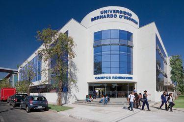Universidad Bernardo O'Higgins entra a la gratuidad: Beneficiará al 67% de sus alumnos