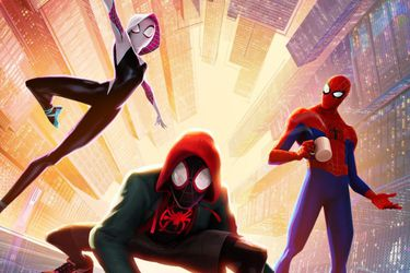 Spider-Man: Into the Spider-Verse se sumará a la línea de figuras de Marvel Legends