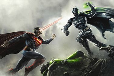 La próxima película animada de DC sería una adaptación de Injustice