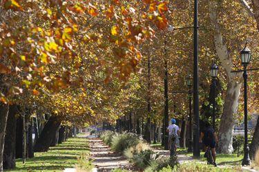 ¿Cuánto quieren el Parque Forestal los santiaguinos? Estudio de la Universidad Católica midió la valoración de los capitalinos sobre el emblemático lugar