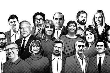 Lo que tienes que saber este martes en La Tercera: la carrera presidencial se rearma tras debacle electoral de los partidos tradicionales