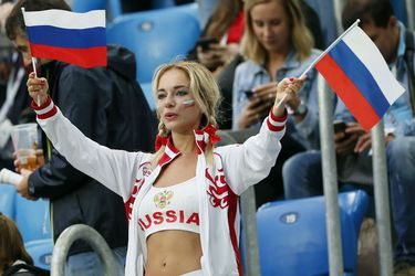 Rusia, Hincha