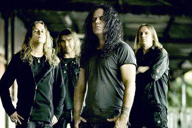 Kreator reemplaza a Megadeth en festival metalero