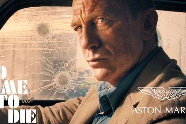 Con licencia para emocionar: a un mes del estreno, Aston Martin calienta la antesala de 'No Time to Die'