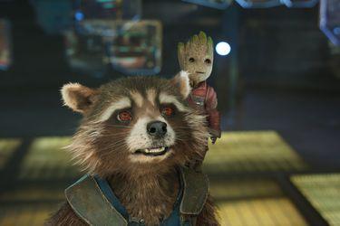 Rumor: Rocket y Groot podrían tener una serie en el streaming de Disney