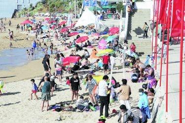 Playas: limitarán aforo de turistas y alcaldes piden apoyo en controles