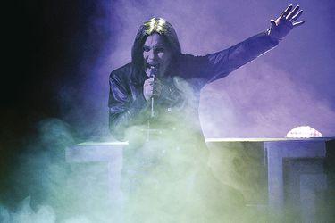 Ozzy Osbourne en su hora más oscura