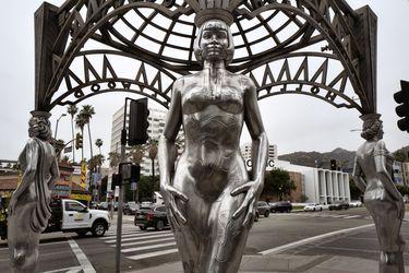 Marilyn Statue Stolen