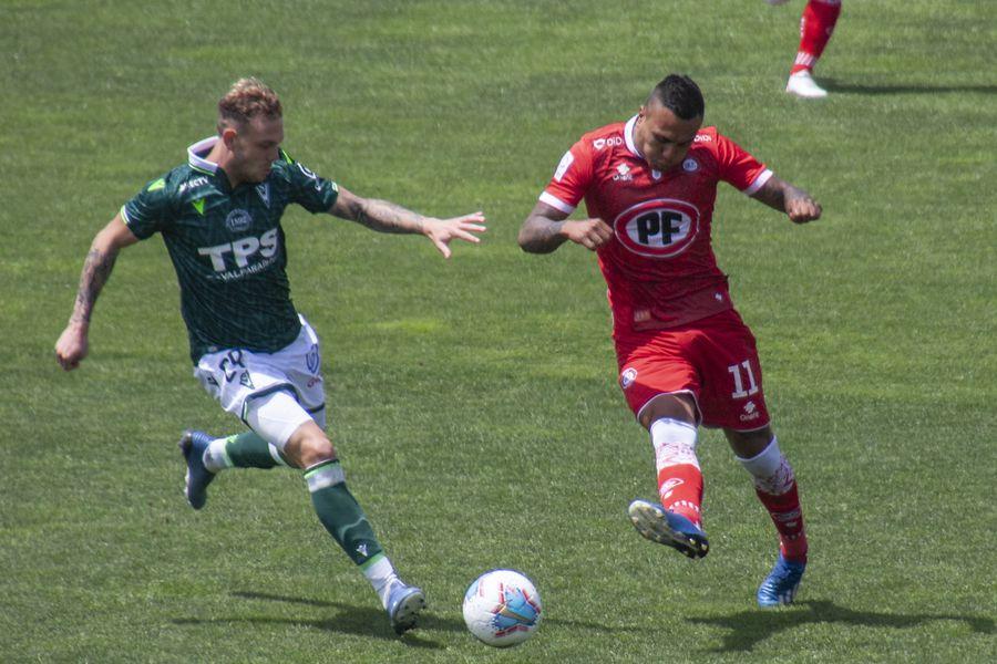 La Calera goleó a Wanderers en Valparaíso - La Tercera